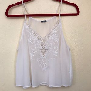 Brandy Melville white Top